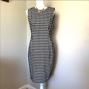🆕Calvin Klein Pencil Dress Women's Sz 10